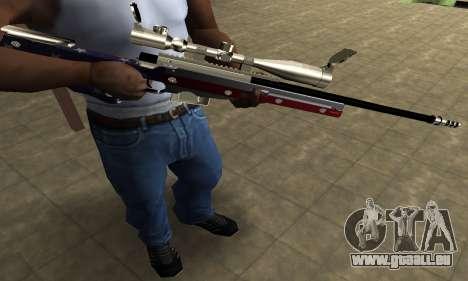 American Sniper pour GTA San Andreas