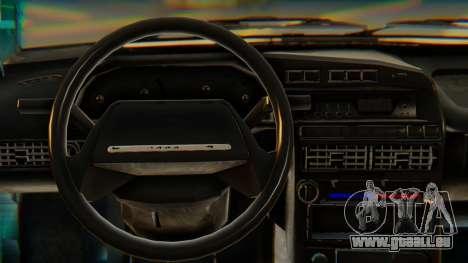 VAZ 21099 Stoke pour GTA San Andreas vue de droite