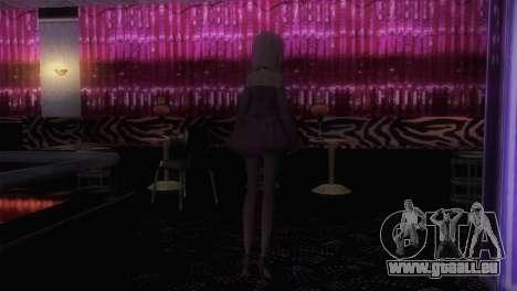 Gahata Meiji pour GTA San Andreas troisième écran