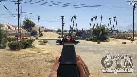 Combat HUD 1.0.2 für GTA 5