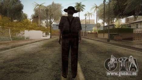 RE4 Don Diego pour GTA San Andreas troisième écran