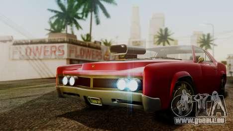 GTA 5 Albany Virgo für GTA San Andreas