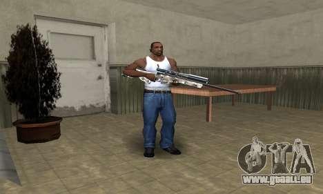 Sniper War für GTA San Andreas zweiten Screenshot