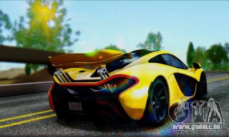 Smooth Realistic Graphics ENB 3.0 pour GTA San Andreas neuvième écran