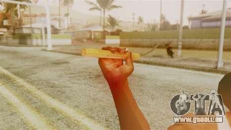 Red Dead Redemption TNT Sergio für GTA San Andreas dritten Screenshot