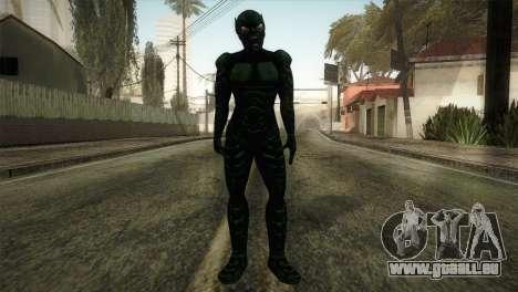 Green Goblin Skin für GTA San Andreas zweiten Screenshot