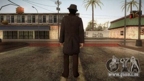 Sherlock Holmes v2 für GTA San Andreas dritten Screenshot