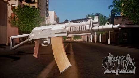 AKC-47У de Battlefield Hardline pour GTA San Andreas