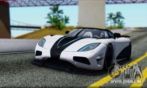 Smooth Realistic Graphics ENB 3.0 pour GTA San Andreas