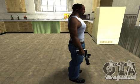 Blue Deagle für GTA San Andreas dritten Screenshot