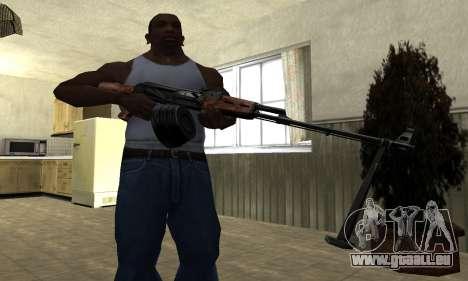 Alt MAG für GTA San Andreas dritten Screenshot