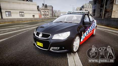 Holden VF Commodore SS Highway Patrol [ELS] pour GTA 4