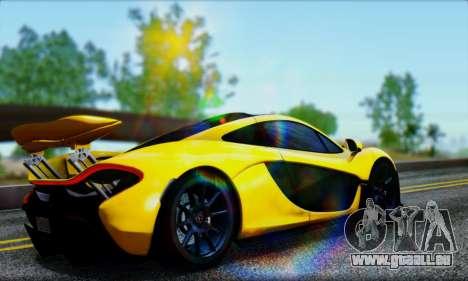 Smooth Realistic Graphics ENB 3.0 pour GTA San Andreas huitième écran