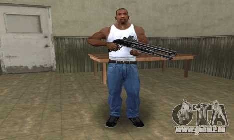 Shotgun HD für GTA San Andreas dritten Screenshot