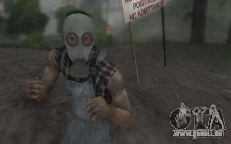 Le masque de Virtus pour GTA San Andreas deuxième écran