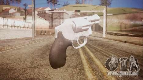 SW38 Snub from Battlefield Hardline für GTA San Andreas zweiten Screenshot