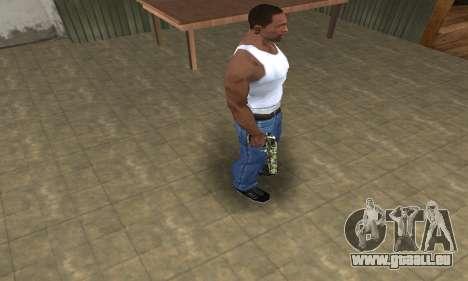 Lable Deagle für GTA San Andreas dritten Screenshot