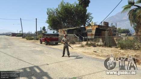 GTA 5 Ride A Deer [.NET] 0.2b zweite Screenshot