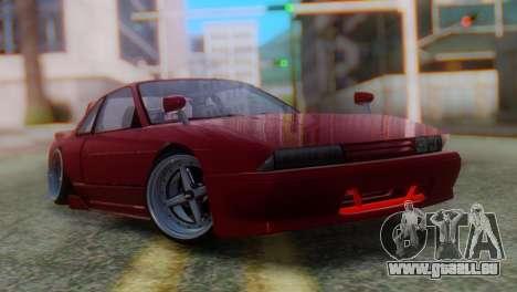 Nissan Silvia S13 Shakotan pour GTA San Andreas