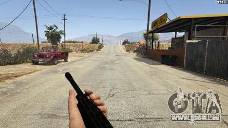 GTA 5 SPAS 12 2.0 vierten Screenshot