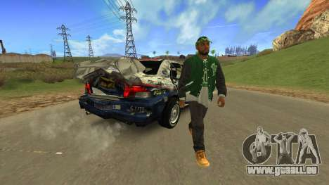 No Shadows pour GTA San Andreas quatrième écran