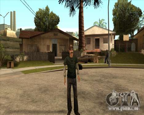 Kenny from Walking Dead pour GTA San Andreas