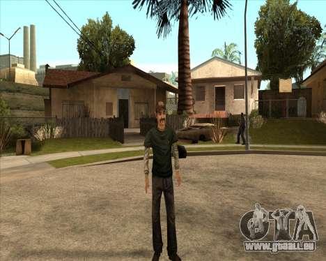 Kenny from Walking Dead für GTA San Andreas