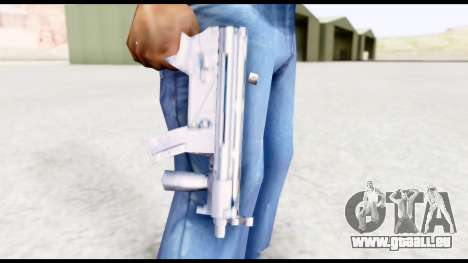 MP5-K from GTA Vice City für GTA San Andreas dritten Screenshot