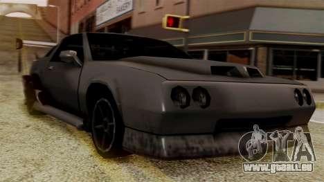 AR Buffalo pour GTA San Andreas