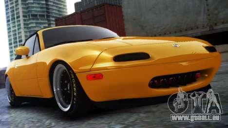 Mazda MX-5 modified [EPM] pour GTA 4