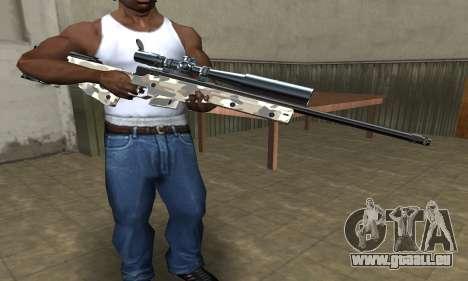 Sniper War für GTA San Andreas