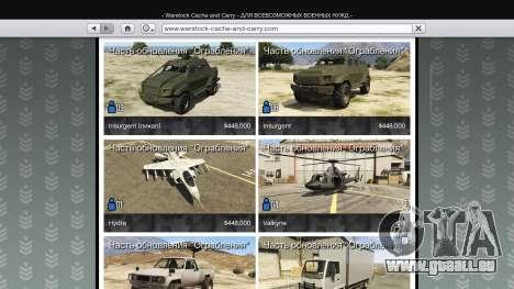 GTA 5 Kaufen Sie einzigartige transport v1.3 dritten Screenshot