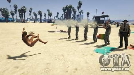 GTA 5 Firing Squad vierten Screenshot