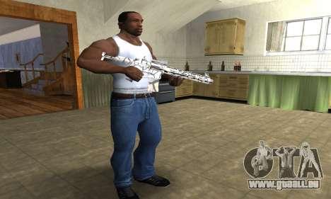 Grade M4 für GTA San Andreas zweiten Screenshot