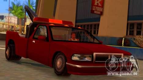 Premier Towtruck pour GTA San Andreas