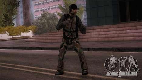 Radioman für GTA San Andreas