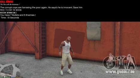 GTA 5 Last Shot 0.1 dritten Screenshot