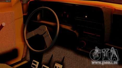 Fiat 147 Al Piso für GTA San Andreas rechten Ansicht