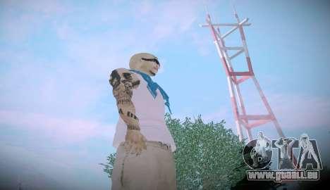 Asesinos Loco HQ Skin für GTA San Andreas zweiten Screenshot