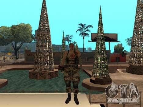Tyrant T-1000 Krauser für GTA San Andreas dritten Screenshot
