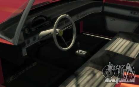 Enus Windsor Classic für GTA 4 rechte Ansicht