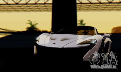 Smooth Realistic Graphics ENB 3.0 pour GTA San Andreas sixième écran
