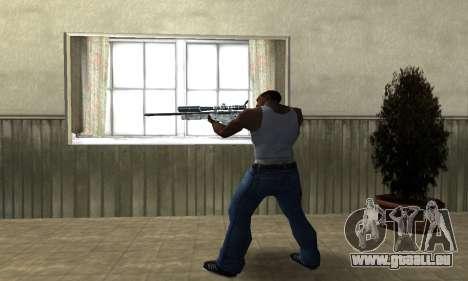 Sniper War für GTA San Andreas dritten Screenshot