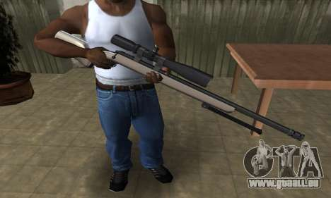 Sniper Rifle pour GTA San Andreas