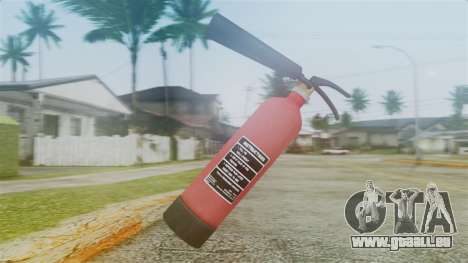 Fire Extinguisher from GTA 5 für GTA San Andreas