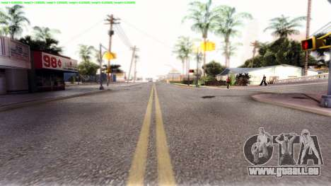 Dark ENB Series pour GTA San Andreas cinquième écran