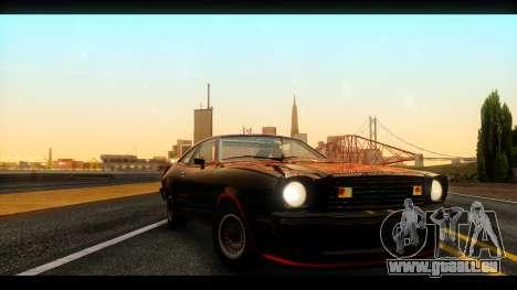 MAC_True ENB [0.248] pour GTA San Andreas deuxième écran
