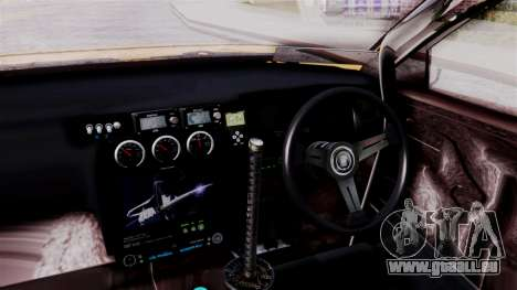 Toyota Aristo für GTA San Andreas rechten Ansicht