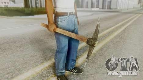 Red Dead Redemption Pick pour GTA San Andreas deuxième écran
