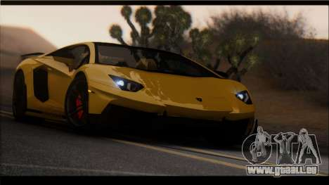 KISEKI V2 [0.076 Version] pour GTA San Andreas septième écran